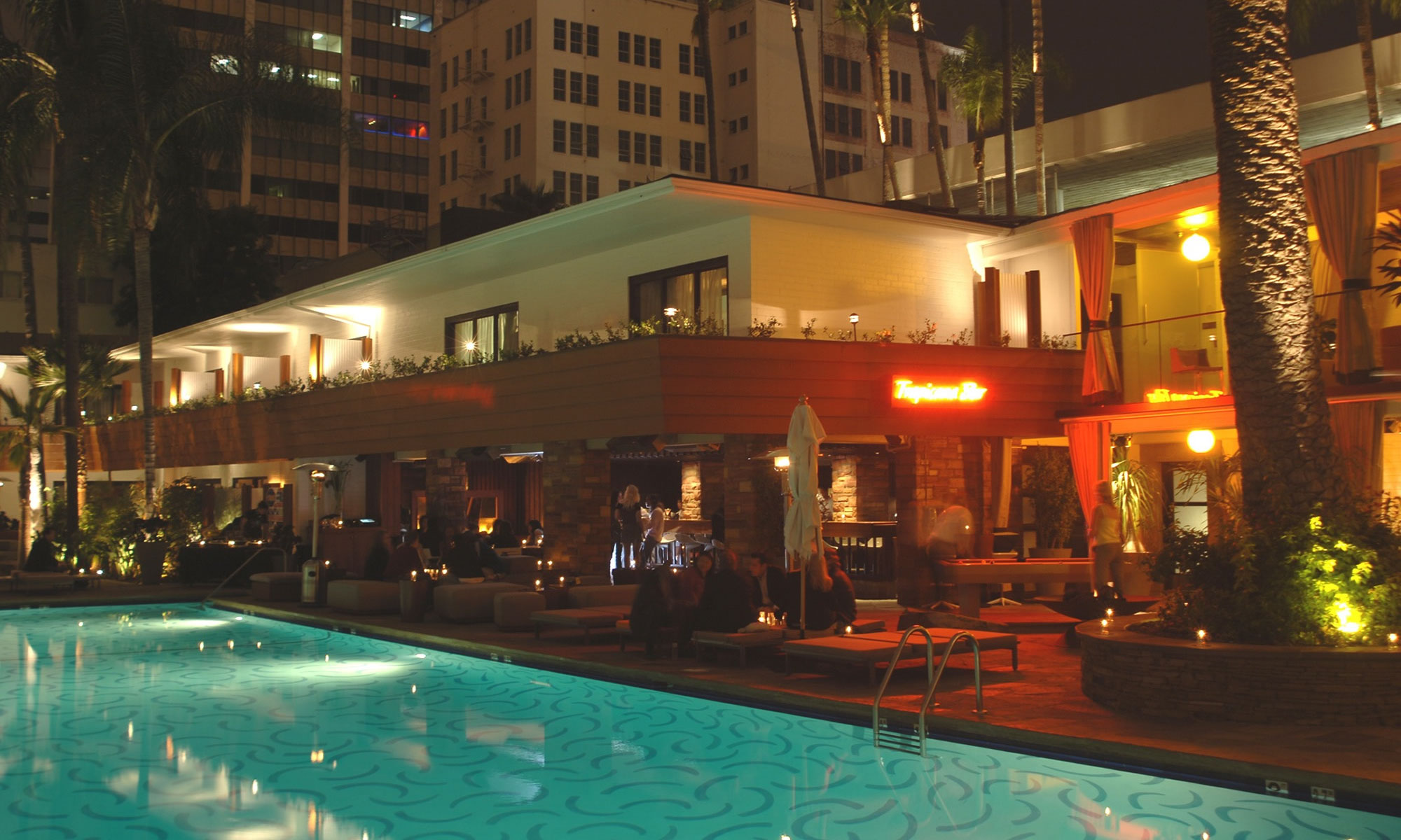 Photo of Hollywood Roosevelt pool
